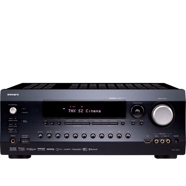 Stereo Receiver